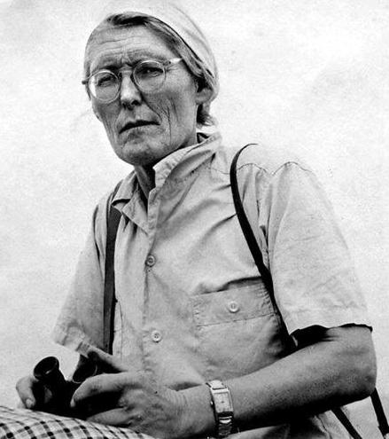 Nhà toán học người Đức Maria Reiche