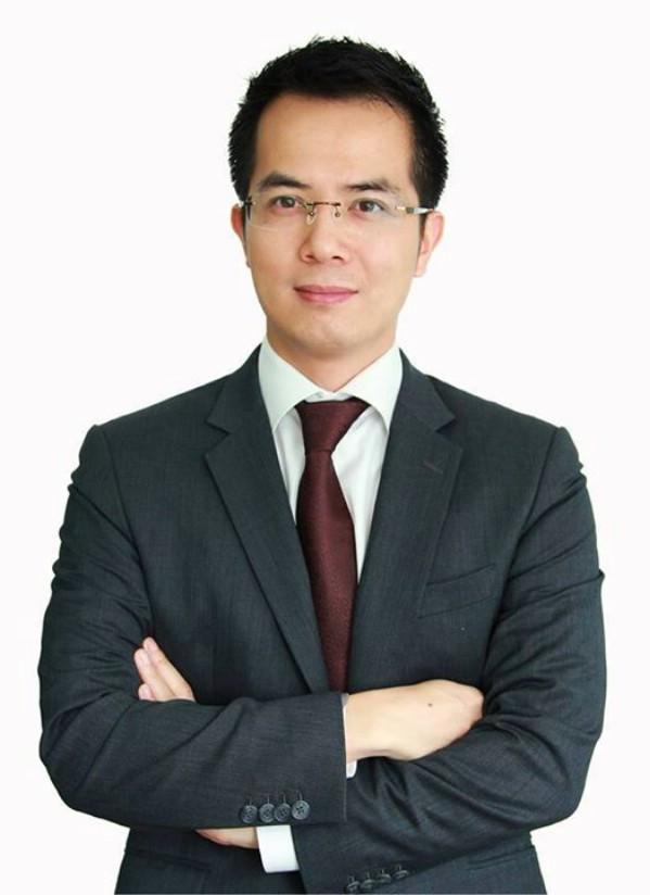 Tiến sỹ Trần Vinh Dự -Chủ tịch Trường Cao đẳng Nghề Việt Mỹ (VATC).