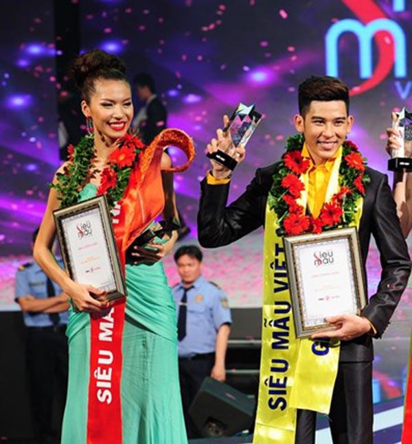 Cô đạt thành tích giải bạc Siêu mẫu Việt Nam nhờ kinh nghiệm từng chinh chiến ở các cuộc thi trong và ngoài nước.
