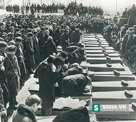 58 chiến sĩ biên phòng Xô viết đã hy sinh để bảo vệ biên giới.