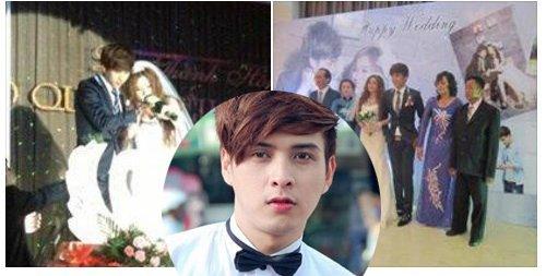 Hồ Quang Hiếu mới bị lộ ảnh cưới cách đây khoảng 3 năm