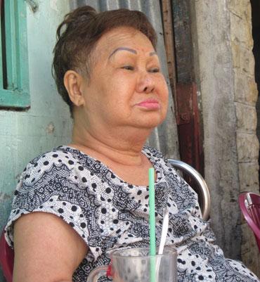 Bà Mai Thị Nguyệt