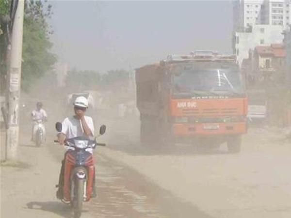 Bác bỏ tin không khí tại một số nơi ở Hà Nội nhiễm độc thủy ngân (Ảnh minh họa)