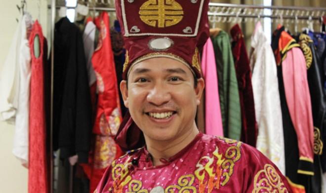 Danh hài Quang Thắng thành công nhất trong vai Táo kinh tế.