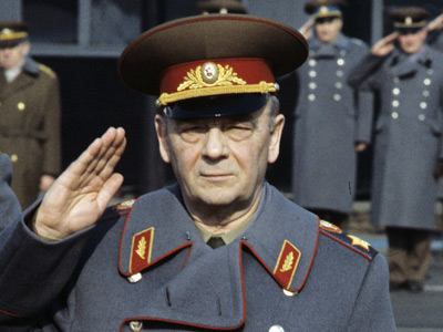 Nguyên soái Sergey Sokolov, cố Bộ trưởng Quốc phòng Liên Xô. Ảnh: RT