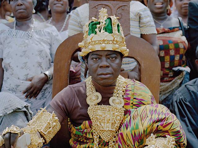 King Togbe Ngoryifia Cephas Kosi Bansah