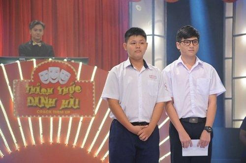 Cặp đôi học sinh duy nhất của chương trình lọt vào đêm Gala