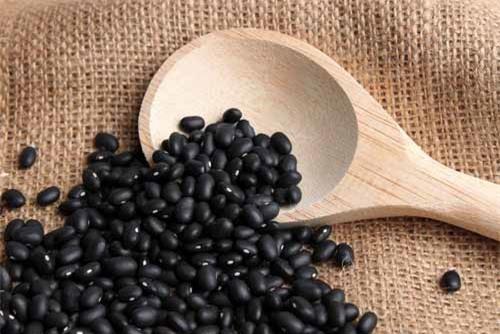 Các thực phẩm màu đen được chứng minh là có tác dụng bổ thận (Ảnh: nguồn internet)