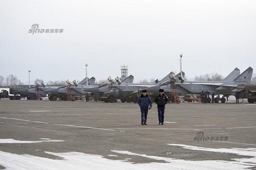Vào đầu năm 1992, phòng không các nước thuộc Cộng đồng các quốc gia độc lập (SNG) có hơn 200 MiG-31.