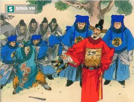 Luật rừng của Hoàng đế Chu Nguyên Chương là nguyên nhân dẫn đến nhiều thảm cảnh đầu rơi máu chảy. (Ảnh: nguồn internet).