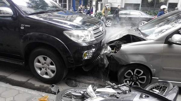Những vụ tử nạn vì xe điên vẫn đang là con số khiến người dân sửng sốt trong thời gian gần đây.