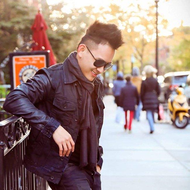 Con trai Hoài Linh rất thích đi du lịch.