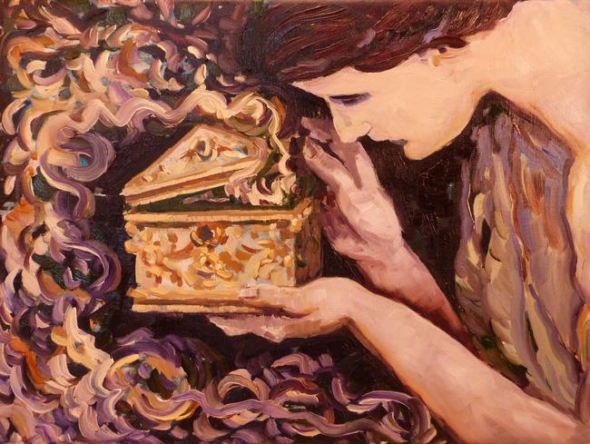 Giống như trường hợp của Pandora - cô gái đã mở chiếc hộp chứa đầy quỷ dữ trong Thần thoại Hy Lạp dù đã được cảnh báo trước.