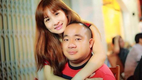 Hiếu Hiền và vợ