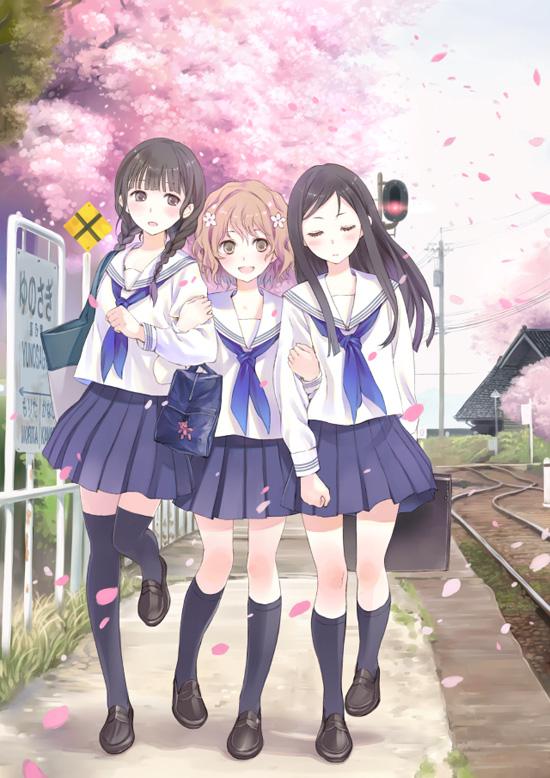 Tìm hiểu vì sao nữ sinh Nhật Bản phải mặc váy ngắn đi học 3