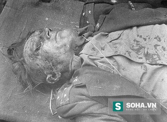 Thượng úy biên phòng I.Strelnikov đã hy sinh ngay trong sáng 2/3/1969. Lính Trung Quốc đã dã man móc đôi mắt của anh. Sau này, ngày 21/3, I.Strelnikov đã được truy tặng danh hiệu Anh hùng Liên Xô.