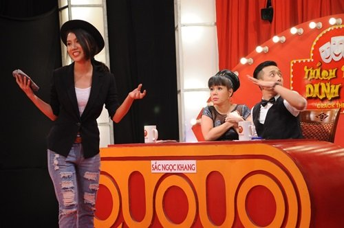 Yến Nhi là thí sinh ấn tượng ở mùa đầu tiên