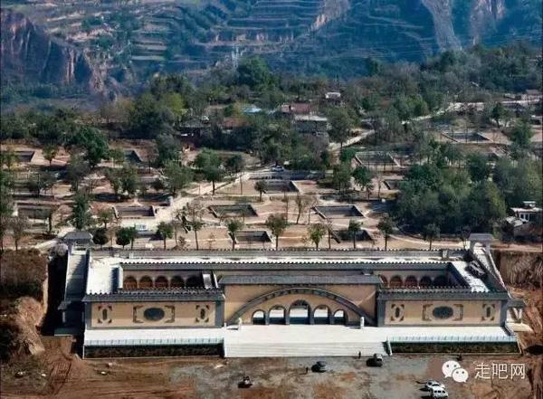 Những ngôi làng dưới lòng đất đã có lịch sử hơn 4000 năm.