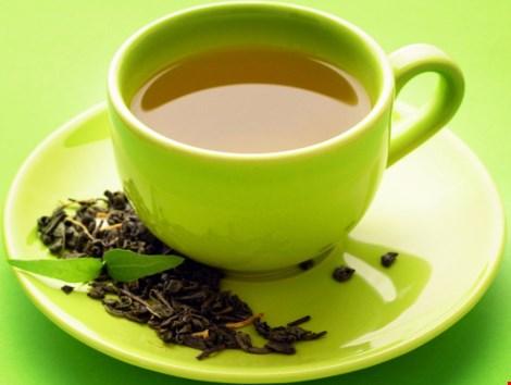 Dù là loại trà nào thì cũng đều có chứa một lượng caffeine trong thành phần. Hình minh họa.