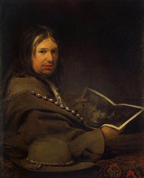 Chân dung tự họa họa sĩ Aert de Gelder.