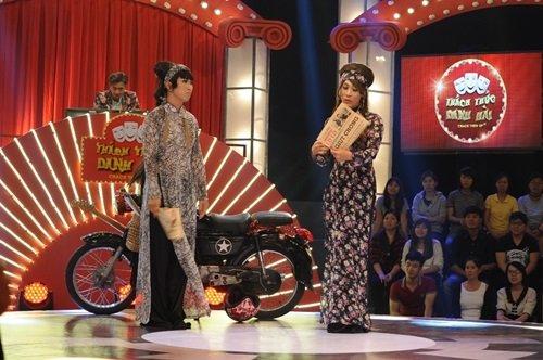 Cặp đôi Lài - Lộ dùng giọng hát và nhan sắc để gây cười