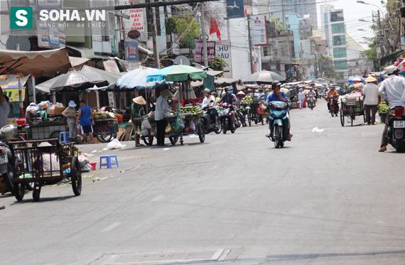 Chợ Cầu Muối hay Chợ Cầu Ông Lãnh nay là đường Nguyễn Thái Học, giáp quận 4, nơi anh em Châu Phát Lai Em hét ra lửa (Ảnh: Phạm An)