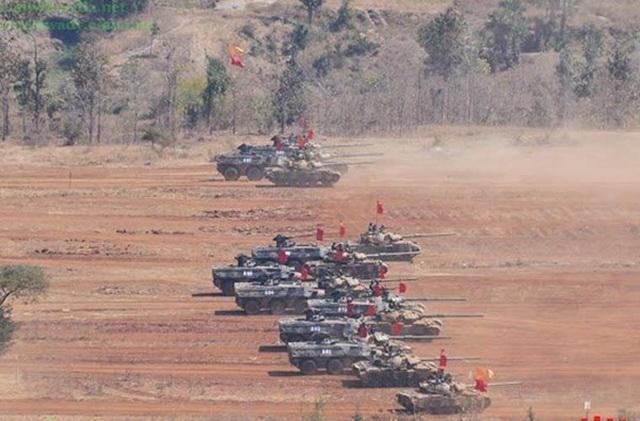 Với quy mô cũng như chất lượng của các loại vũ khí, khí tài như trên, rõ ràng Lục quân Myanmar có mức độ hiện đại hóa vượt trên Việt Nam khá nhiều, sẽ là rất vất vả để chúng ta có thể đuổi kịp quân đội nước bạn.