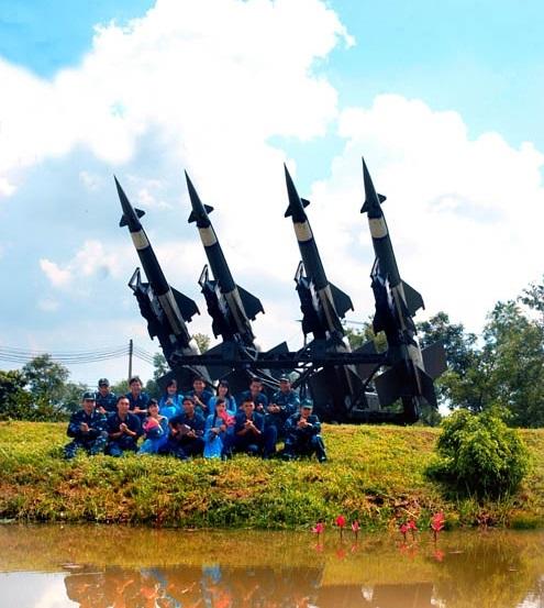 Trung đoàn tên lửa 276 nay đã được trang bị vũ khí mới, hiện đại có khả năng triển khai, thu hồi nhanh, kháng nhiễu tốt.