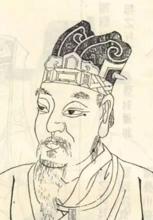Chân dung Chu Trát - tướng quân vong mạng vì tiếc của. (Ảnh: nguồn baike).
