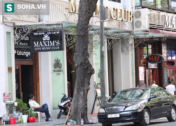 Vũ trường Maxim, cuối đường Đồng Khởi: Nơi Năm Cam tiếp các băng nhóm Tam Hoàng và giang hồ từ Hải Phòng, Hà Nội vào (Ảnh: Phạm An)