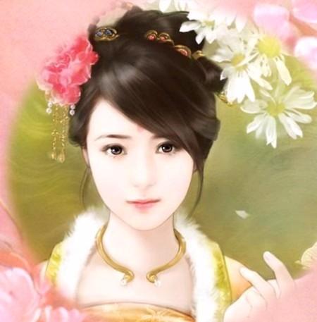 Vẻ đẹp của nàng Bao Tự cũng làm Chu U Vương mê muội mà mất nước (ảnh minh họa)