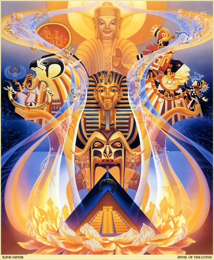 Rất nhiều nền văn minh cất giữ kiến thức của mình không để người khác lấy được.
