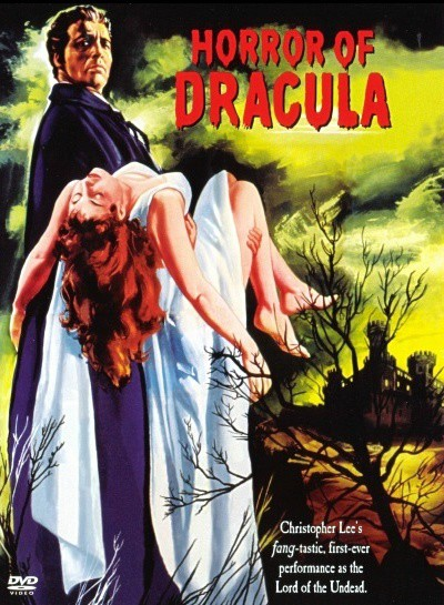 Poster phim The Horror of Dracula.