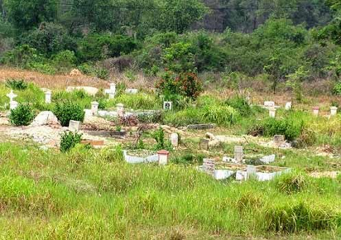 Trường bắn Long Bình nơi Năm Cam và đồng bọn bị xử bắn