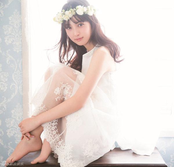 Nozomi cô nàng hot girl Nhật khiến nhiều người ghen tị 8