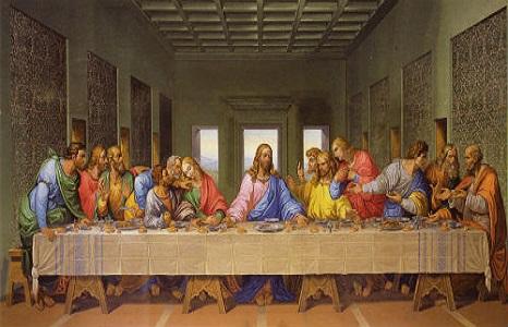 Bữa ăn cuối cùng (Tác phẩm được sáng tác vào khoảng năm 1495 đến 1498).