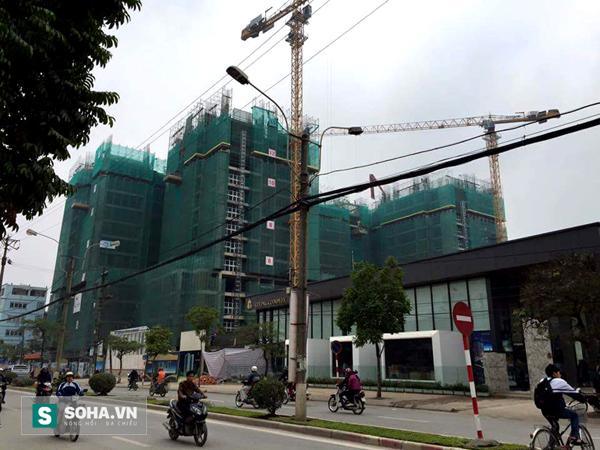 Nhiều dự án phát triển nhà ở được hoàn thành và bàn giao trong năm cùng với hoạt động xây dựng nhà ở trong dân tăng khá cao đã góp phần nâng cao giá trị sản xuất của ngành xây dựng. (Ảnh: Phương Nhi).