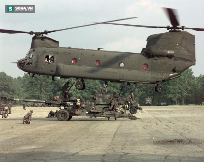 Trực thăng vận tải CH-47 Chinook