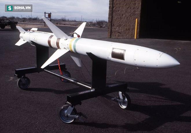 Tên lửa chống radar AGM-45 Shrike