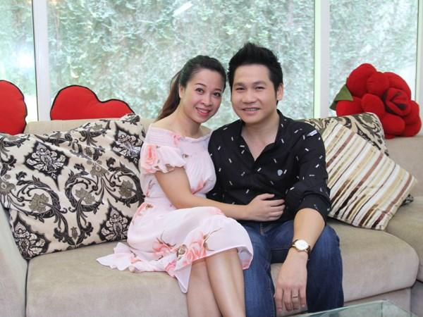 Vợ chồng Trọng Tấn - Thanh Hoa.
