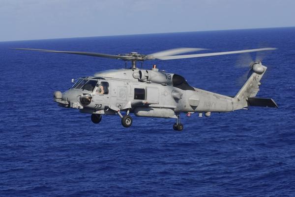 Trực thăng MH-60R Seahawk do Mỹ chế tạo