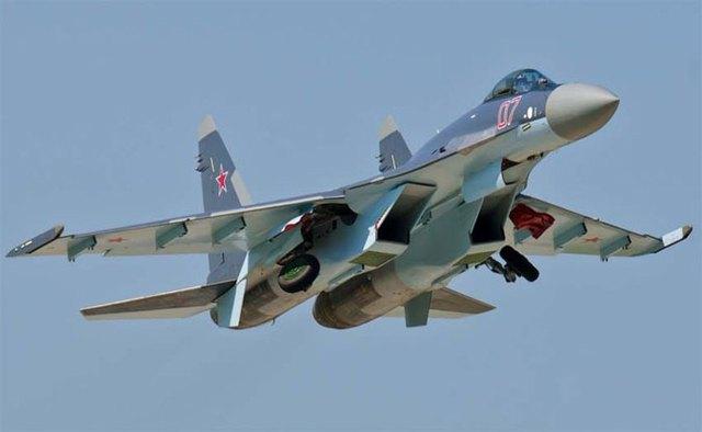 Su-35 có khả năng siêu vận động chính là nhờ động cơ 117S