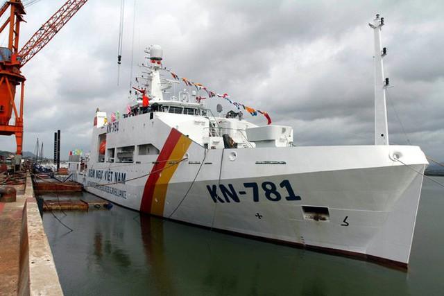 Tàu kiểm ngư KN-781