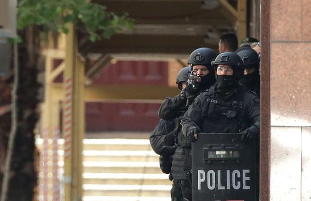 Kết quả hình ảnh cho chống khủng bố úc