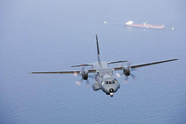 C-295 phiên bản tuần thám biển (MPA).