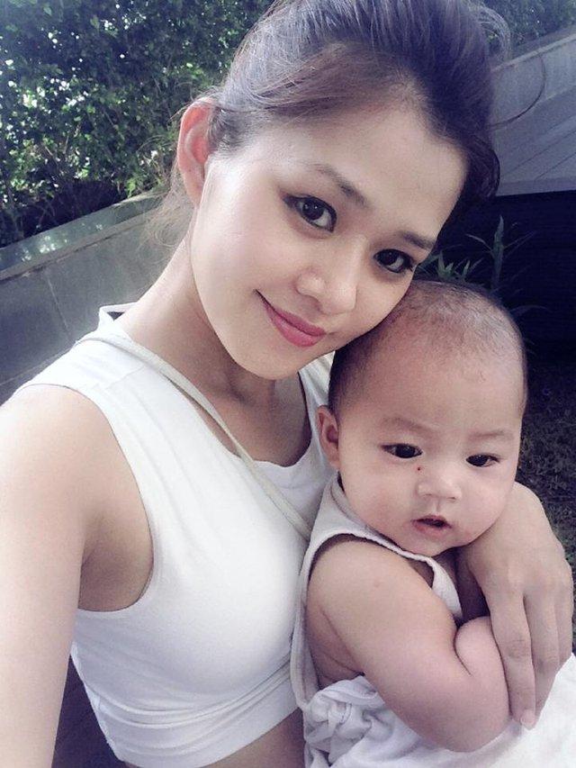 Cô chị gái xinh đẹp của Chi Pu.