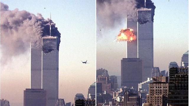 Hình ảnh trong vụ khủng bố New York 11/9/2001
