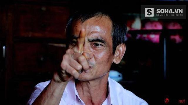 Ông Huỳnh Văn Nén (Ảnh: Nguyễn Cường)