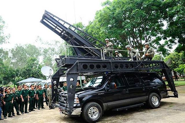 Đặc công Việt Nam - Cái tên đã vượt ra ngoài lãnh thổ - ảnh 8