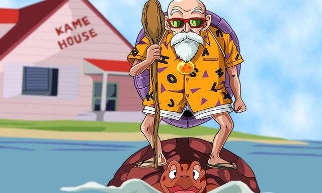 18. Khi Dragon Ball Z kết thúc, Quy lão sư phụ đã 354 tuổi, ông có thể sống  lâu như vậy là vì đã uống thuốc trường sinh.